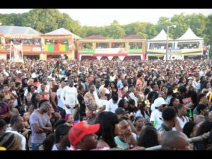 Sumfest crowd